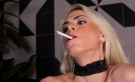 Barbara Perez  Smoking and BJ